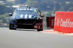 Andre Heimgartner et Ant Pedersen, Super Black Racing Ford