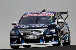 Todd Kelly y Alex Buncombe, Nissan Motorsports
