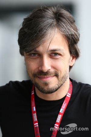 Алексей Попов, комментатор Формулы 1 в России
