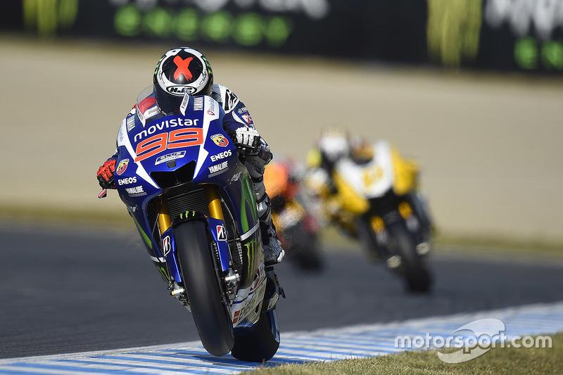 Más poles en MotoGP : 4