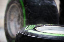 Des pneus pluie Pirelli
