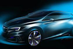 Subaru Impreza 5-portes