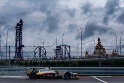 Рио Харьянто, Campos Racing