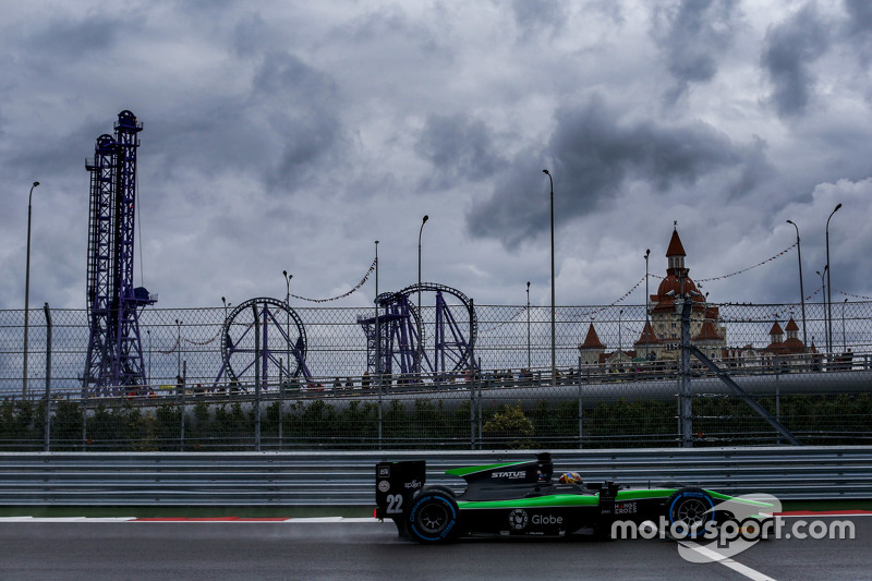 Марлон Штокінгер, Status Grand Prix