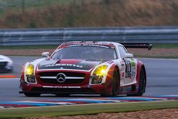 #10 Hofor Racing Mercedes SLS AMG: Kenneth Heyer, Christiaan Frankenhout, Sebastian Asch, Chantal Kr