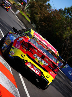 Tim Blanchard und Karl Reindler, Lucas Dumbrell Motorsport, Holden