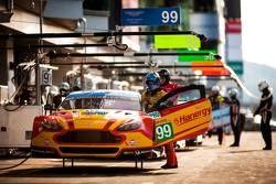 Фернандо Реес, Aston Martin Racing