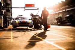 #95 Aston Martin Racing Aston Martin Vantage GTE: Марко Сёренсен, Кристофер Нюгард