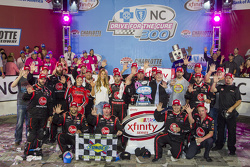 Race winnaar Austin Dillon, Richard Childress Racing Chevrolet