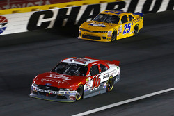 Ryan Reed, Roush Fenway Racing Ford y John Wes Townley, Athenian Motorsports Chevrolet