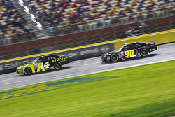 Cale Conley, TriStar Motorsports Toyota ve Jimmy Weller III, King Autosport Chevrolet
