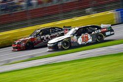 Austin Dillon, Richard Childress Racing Chevrolet and B.J. McLeod