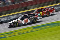 B.J. McLeod and Ross Chastain, JD Motorsports Chevrolet
