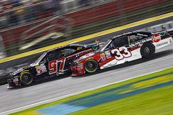 Ryan Ellis and Austin Dillon, Richard Childress Racing Chevrolet
