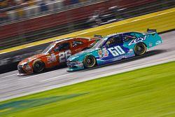 T.J. Bell ve Chris Buescher, Roush Fenway Racing Ford