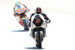 Johann Zarco, Ajo Motorsport e Lorenzo Baldassarri, Forward Racing