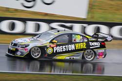 Lee Holdsworth en Sébastien Bourdais, Walkinshaw Performance Holden
