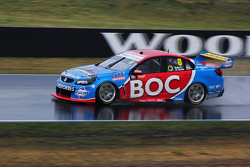Jason Bright en Andrew Jones, Brad Jones Racing Holden