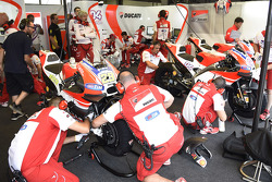 Ducati, Teambereich