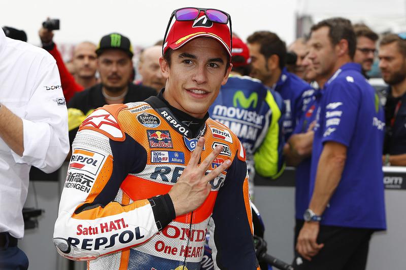 Third place qualifying for Marc Marquez, Repsol Honda Team