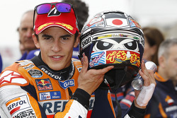 Tercer puesto calificatorio Marc Márquez, Repsol Honda Team