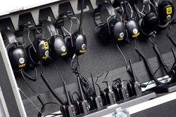 Round 10 of the 2015 British Touring Car Championship Team Radios