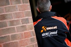 Round 10 of the 2015 British Touring Car Championship Team Exocet AlcoSense