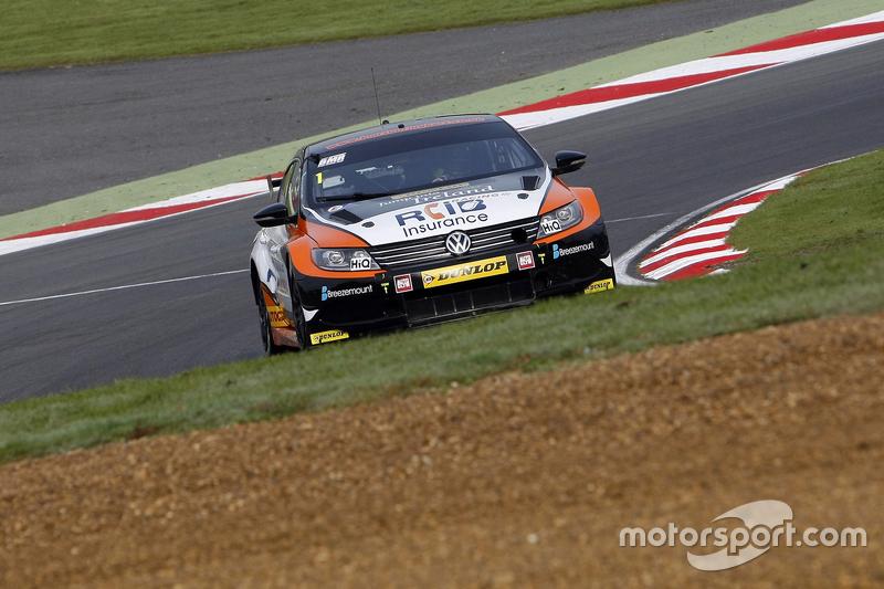 Colin Turkington, Team BMR Volkswagen CC
