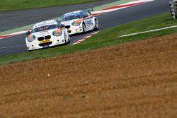 Sam Tordoff, & #6 Rob Collard, Team JCT600 with GardX BMW 125i MSport