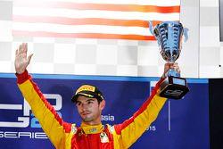 Ganador de la carrera Alexander Rossi, Racing Engineering