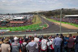Supercars-Action in Bathurst