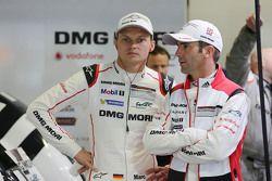 Ромен Дюма, Марк Либ, Porsche Team
