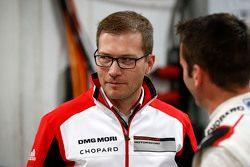 Андреас Сьелди, руководитель Porsche Team