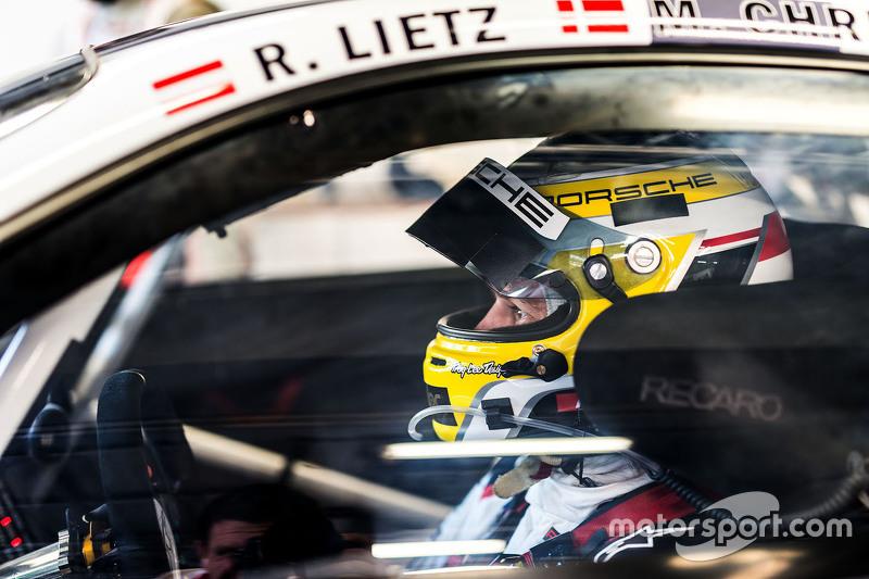 Richard Lietz, Porsche Team Manthey