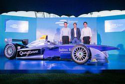 Formula E aracı Nelson Piquet Jr. ile Hong Kong'da