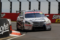 James Moffat and Taz Douglas, Nissan Motorsports