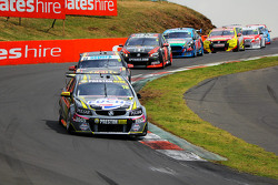 Lee Holdsworth und Sébastien Bourdais, Walkinshaw Performance, Holden