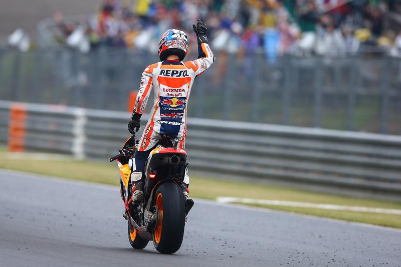 Pemenang 2015, Dani Pedrosa, Repsol Honda Team