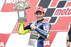 Valentino Rossi, Yamaha Factory Racing, deuxième