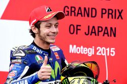 Segundo lugar Valentino Rossi, Yamaha Factory Racing