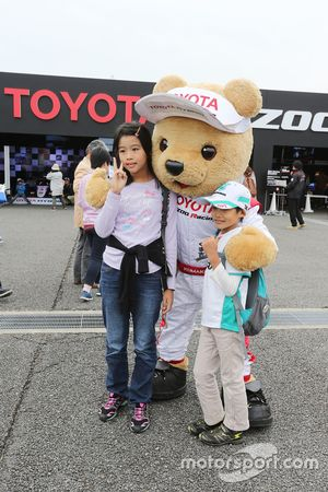 Fans Toyota Racing