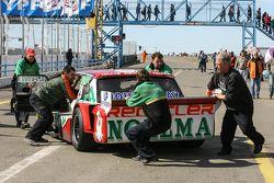 Nicolas Bonelli, Bonelli Competicion Ford