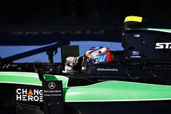 Race winner Richie Stanaway, Status Grand Prix