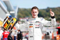 GP2-Champion 2015: Stoffel Vandoorne, ART Grand Prix
