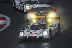 #18 Porsche Team Porsche 919 Hybrid: Ромен Дюма, Нил Джани, Марк Либ