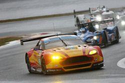 #99 Aston Martin Racing V8 Aston Martin Vantage GTE: Fernando Rees, Alex MacDowall, Stefan Mücke