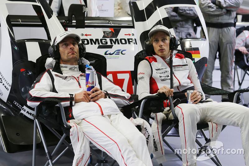 Марк Веббер, Брендон Хартлі, Porsche Team