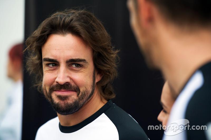 Fernando Alonso (2015, 34 Jahre)