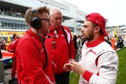 Will Stevens, Manor F1 Takımı gridde