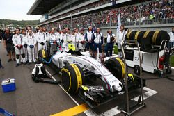 Williams gridde